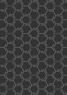 hexagon pattern - Google zoeken