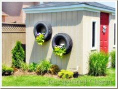 Very Clever Ideas | container gardening ideas. very clever! | Garden Idea's