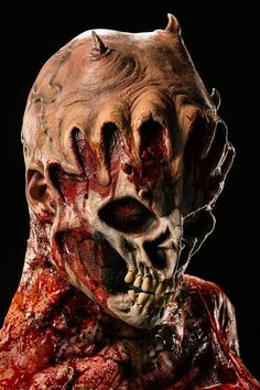 scary halloween costumes masks and make up ideas horror masks