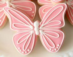 butterfly cookies - Google Search