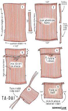 Brilliant Image of Adirondack Chair Cushion Sewing Pattern Adirondack Chair Cushion Sewing Pattern Diy Outdoor Chair Cushion Cover Tutorial Sewing Lab Diy Chair Cushion Covers, Diy Cushion, Chair Pillow, Diy Chair, Chair Bench, Dining Chair, Pillows, Adirondack Chair Cushions, Outdoor Cushions
