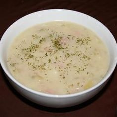 Thought I would share,  recipe for Ham and Potato Soup