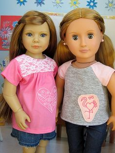 Sewing and crafting for dolls...Visit me here too: www.etsy.com/shop/jenwrenne