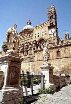 TOP 10 Italian cities you must visit - Palermo ⚜Vitanapoli⚜ La vita è un sogno