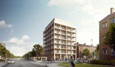 Code . VÅRONNVEIEN housing . Oslo (1)