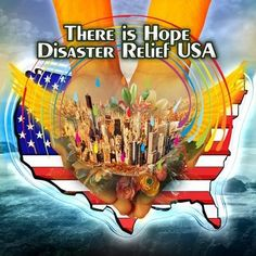 Disaster Relief USA cover art