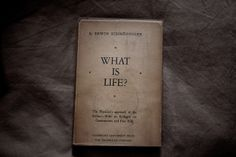 """What is Life"" by Erwin Schrödinger, Second Reprint, 1946 by Dan Nguyen @ New York City, via Flickr"