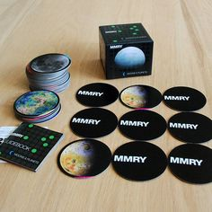A matching game for future astronauts, terraformers & near space tourists.