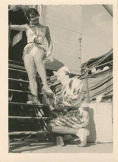 Circus collection: cirque Pinder 1958