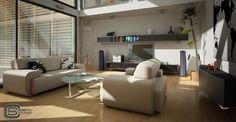 RazorClam Interior Custom Design