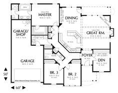 House Plan 1231 -The Galen | houseplans.co