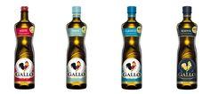 GALLO lança escala de intensidades de sabor de azeite