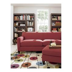 Hennessy Sofa In Sofas Crate And Barrel