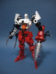 05-getter01.jpg  by Izzo. Omigosh…a Getter in Lego...