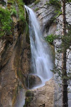 Úti cél: Sebastian wasserfall -Sebestyén vízesés