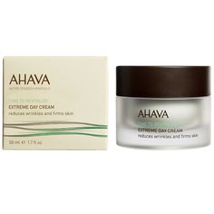 AHAVA EXTREME DAY CREAM 50ML ANTI-AGING DEADSEA, MATURE SKIN DAILY MOISTURIZER