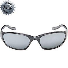 Native Eyewear Throttle Interchangeable Sunglasses - Polarized Smoke/Silver Reflex, One Size Native Eyewear. $104.99
