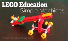 LEGO-Simple-Machines
