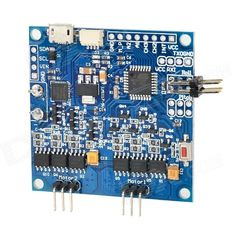 Large Current Controller Board for Brushless BGC3.1 Gimbal PTZ - Blue + Black. Drive mode: MOS tube; Maximum working current: 5A; Supports 2~8 series motor (from GoPro to RED camera); Adopts MOS to replace L6234D drive motor; Peak current: 10A; Supports long time working at 5A current (recommendation to add cooling fin); Spaer IIC interface for directly connection to expansion board. Tags: #Hobbies #Toys #R/C #Toys #Other #Accessories