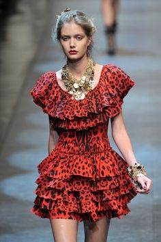 Dolce-and-Gabbana Spring 2010