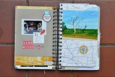 road trip mini album
