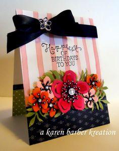 BLOOMIN' BOTANICALS by Karen B Barber - Cards and Paper Crafts at Splitcoaststampers