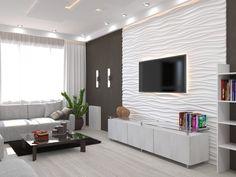Проект: Дизайн проект гостиной и кухни в стиле модерн — Анна и Алексей Антоновы, студия Axis Design — MyHome.ru