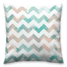 Almofada Brushed Chevron - Decohouse