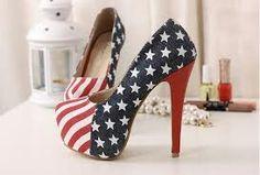 <3 Miss America, Pumps, Heels, Me Too Shoes, Fashion, Heel, Moda, Fashion Styles, Pumps Heels