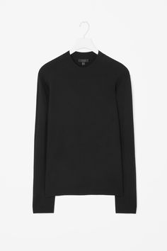 COS | High-neck merino jumper