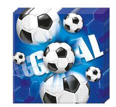 Jalkapallo-servetti