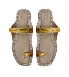 Leather, Kolhapuri, Chappal, Sandal, Footwear