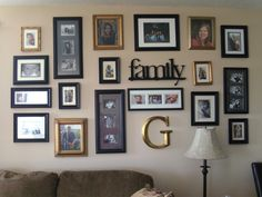 Familienwand