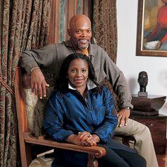 Samuel L. Jackson and LaTanya Richardson- 32 Years