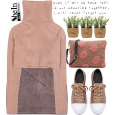 How To Wear Pink polka dots! Outfit Idea 2017 - Fashion Trends Ready To Wear For Plus Size, Curvy Women Over 20, 30, 40, 50