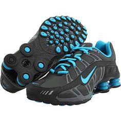 .but in pink  amp  black Nike Shocks c7e39fe3b