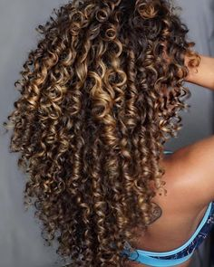 Lace Frontal Wigs Jerry Curl Styles For Natural Hair Hairstyles For Mixed Curly Hair Best Women Curly Wigs Eva Wigs Curly Mixed Curly Hair, Super Curly Hair, Curly Hair With Bangs, Colored Curly Hair, Curly Hair Care, Short Curly Hair, Curly Hair Styles, Natural Hair Styles, Ombre Curly Hair