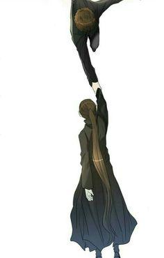 Twenty Fifth Baam And Jue Viole Grace ( TOG S2 chapter 267 ) Drama Games, Lore Olympus, Manga Love, Ship Art, Character Development, Me Me Me Anime, Webtoon, Manhwa, Haikyuu