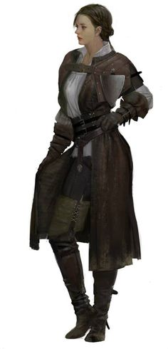 Eccaia hated dressing in 'commoner' clothing. She preferred intricate Elvish designs.