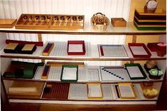 A complete online guide to every Montessori math material, with clear step-by-step instructions