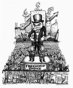 Freedom of choice by carlocortes.deviantart.com