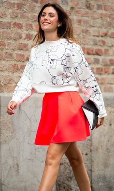 Pin for Later: 8 Stylish Real Girls Who Just Won Summer Fashion