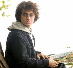 harry. ironically he's often the most under- appreciated character in the series. I love you Harry!