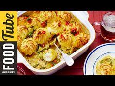 Curried Fish Pie | Jamie & Buddy Oliver