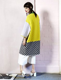 Querelle Jansen by Mel Bles for Vogue UK