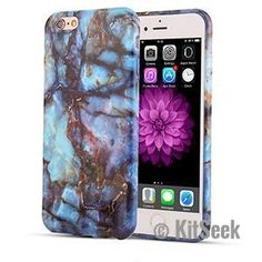 Stunning Softback Marble iPhone Cases
