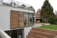 Blick Freisitz Terrasse - Haus Goda