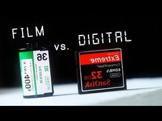 Can You Tell the Difference? Film & Digital Go Head to Head in This Stop Motion Video