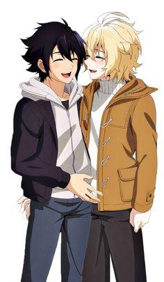 Aw Mikayuu so cute