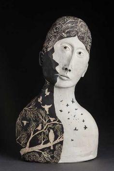 Resultado de imagen de figuras de ceramica artistica